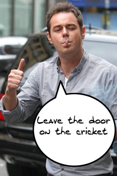 Latch (abbrev: cricket match)