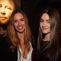 Katie Polivka and Natalia Jesurun