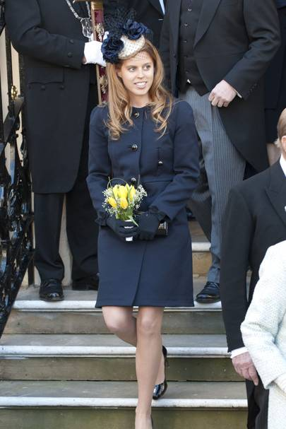 Princess Beatrice Wedding Bouquet Tatler