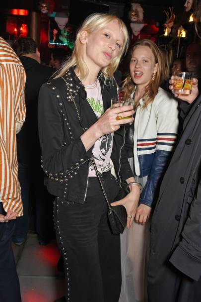 Lili Sumner and Fern Bain Smith
