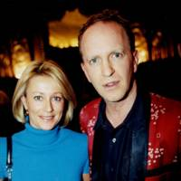 Jane Whitfield and Simon Sebag Montefiore