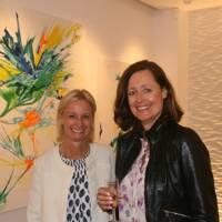 Henrietta Lindsell and Sarah Roberts