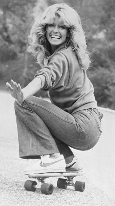Farah Fawcett, 1976