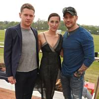 Jack O'Connell, Vicky McClure and Tom Hardy