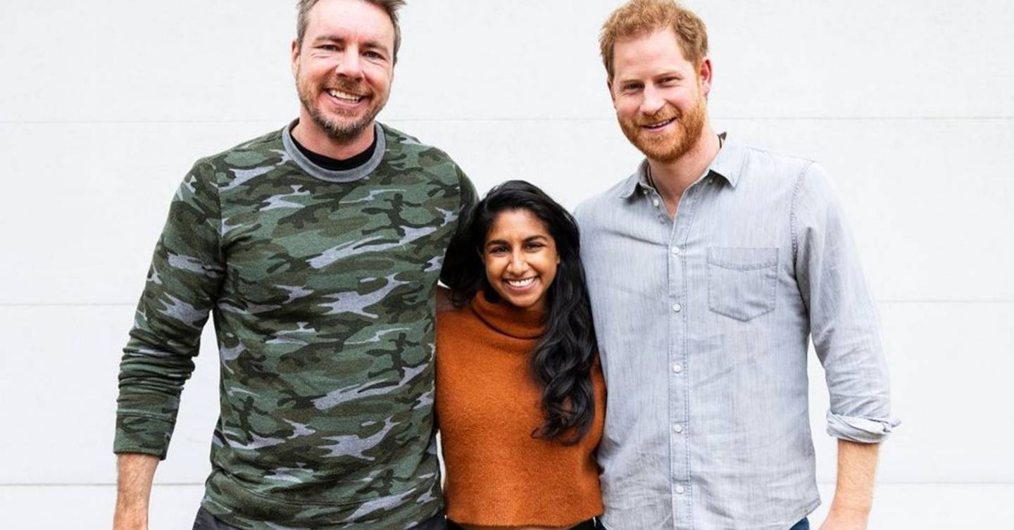 Prince Harry describes his former life as a 'cross between The Truman Show and a zoo'