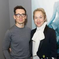 Erdem Moralioglu and Justine Picardie