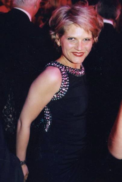 Mrs Oliver Tobias