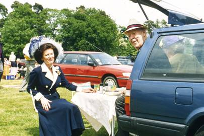 Lady Newall and Sir Julian Ridsdale