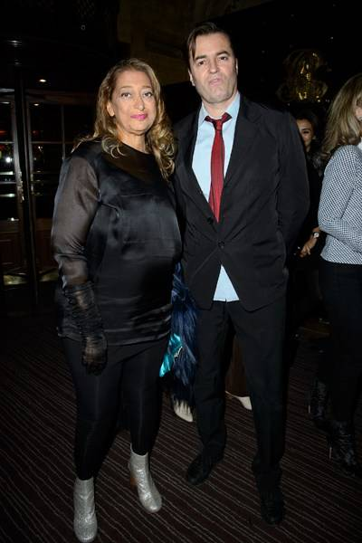 Dame Zaha Hadid and Patrik Schumacherr