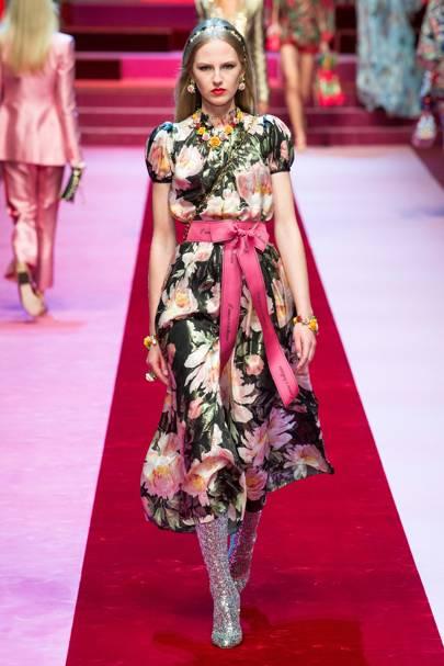 Dolce & Gabbana S/S18