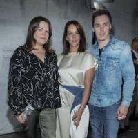 Louis Ducruet, Pauline Ducruet and Camille Gottlieb