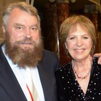 Brian Blessed and Penelope Wilton