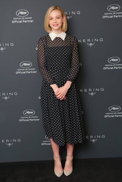 Wearing Dior at the Kering Talks: Women in Motion at Cannes, 2018