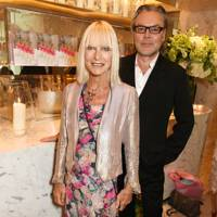 Virginia Bates and David Downton