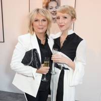 Jennifer Saunders and Freya Edmondson
