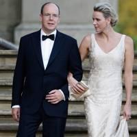 Princess Charlene of Monaco, 2014.