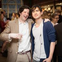 Philip Womack and Alex Wyndham
