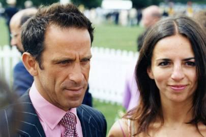 Ben de Lisi and Debbie Lovejoy