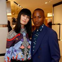 Erin O'Connor and Eric Underwood