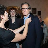 Bill Nighy, Anna Chancellor and Brigid McConville