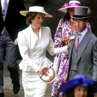 Diana, Princess of Wales, Royal Ascot, 1986