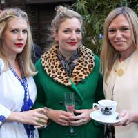 Fiona Leahy, Rebecca Louise Law and Sophie Merchant