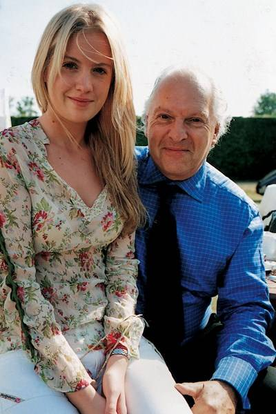 Marissa Montgomery and David Montgomery