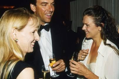 Sandra Lane, Mel Coleman and Mrs Mel Coleman