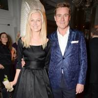 Joely Richardson and William Banks-Blaney