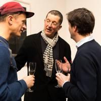 Ivo Gormley, Sir Antony Gormley and Tom Barber