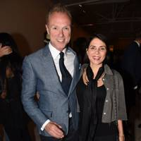 Gary Kemp and Sadie Frost