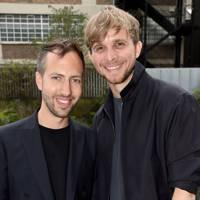Peter Pilotto and Christoper De Vos