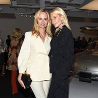 Lauren Santo Domingo and Poppy Delevingne