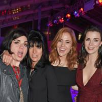 Caitlin Moran, Emma Freud, Angela Scanlon and Aisling Bea