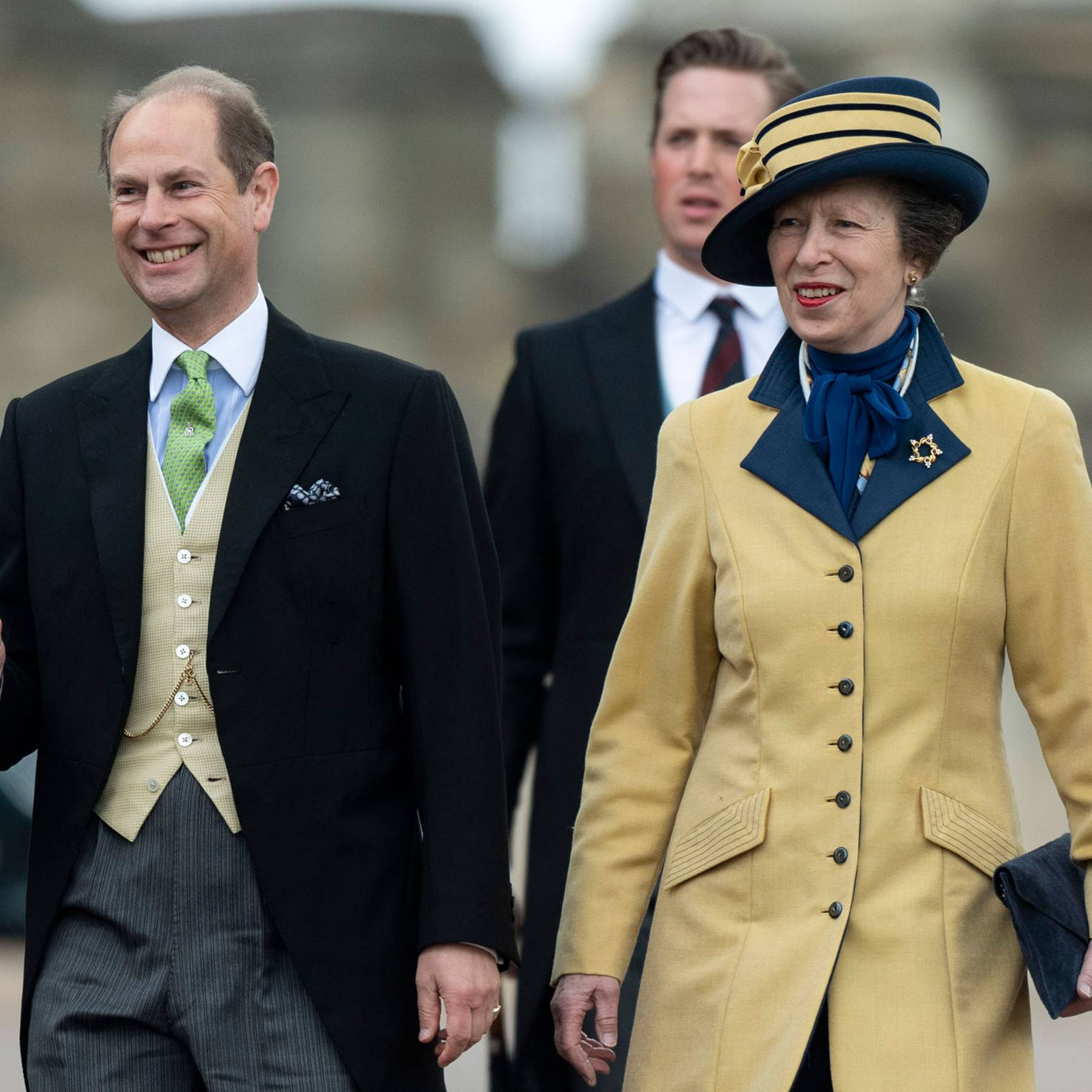 princess anne and prince edward amongst those calling for queen s private secretary to be sacked tatler princess anne and prince edward amongst