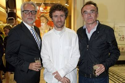 Martin Roth, Thomas Heatherwick and Danny Boyle