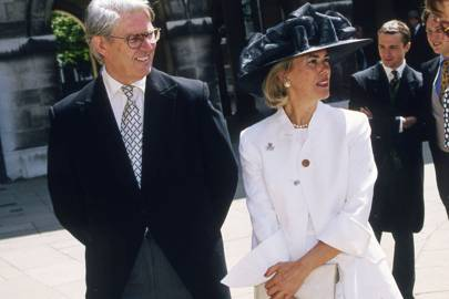Bill Cash and Mrs Bill Cash