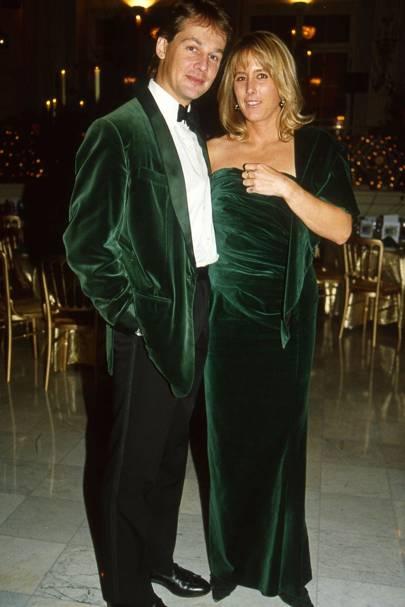 Charles Stopford Sackville and Mrs Charles Stopford Sackville