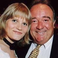 Mrs Oliver Tobias and Sir Dai Llewellyn