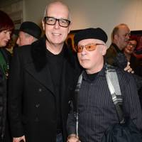 Neil Tennant and Bernard Rhodes