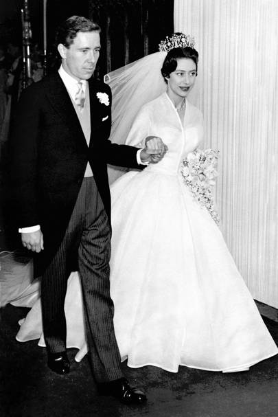 1960: Marrying Antony Armstrong-Jones at Westminster Abbey