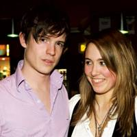 Johnnie Collins and Eliza Dodd-Noble