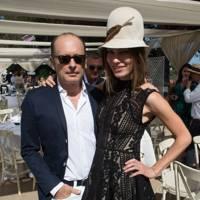 Stefano Gallini-Durante and Katherine O'Brian