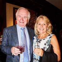 Johnny Ball and Dianne Ball