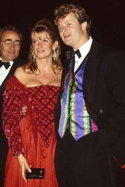 Kim, Lady Kenilworth and Mark Ter Haar