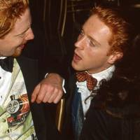 Damian Lewis and Gareth Lewis