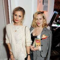 Laura Bailey and Charlotte Dellal