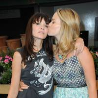Annabelle Neilson and Marissa Hermer