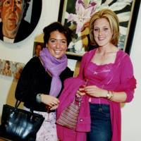 Clare Ormerod and Netia Hibbert