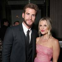 Liam Hemsworth and Ali Larter